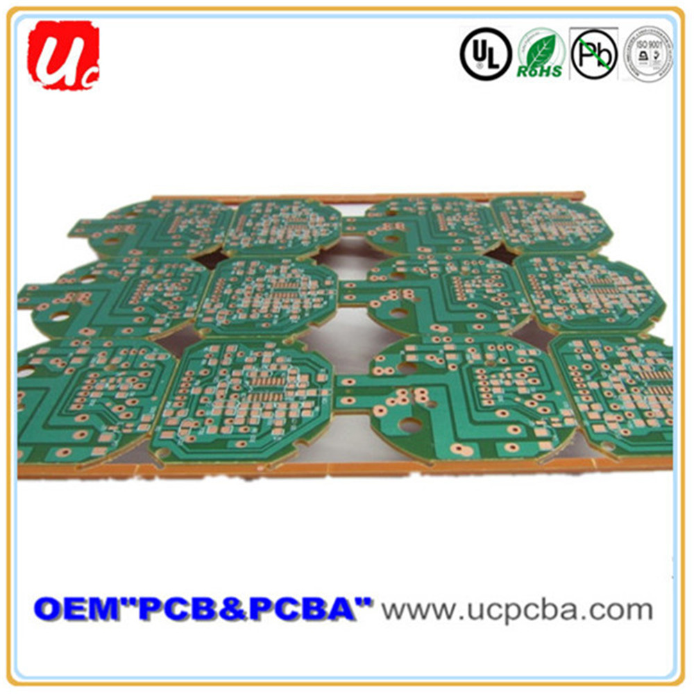 Large Capacity AAA Quality Free Sample Multilayer 94V0 FR4 PCB Free Shipping