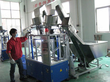 Guangzhou Hi-speed closure assembly Edible oil cap machine