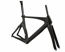 700C Carbon TT Bike BB86 Carbon Fiber Road Racing Bike Frame TT Carbon Frame OEM