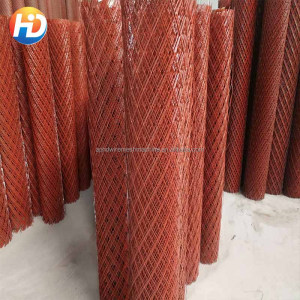 Customized manufacture honeycomb grating expanded metal mesh