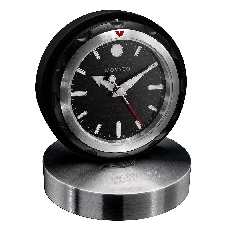 Get Quotations · Movado Alarm Can Clock Great Ideas