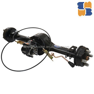 Hot auto rickshaw spare parts passenger tricycle rear wheel axle shaft 05 differential