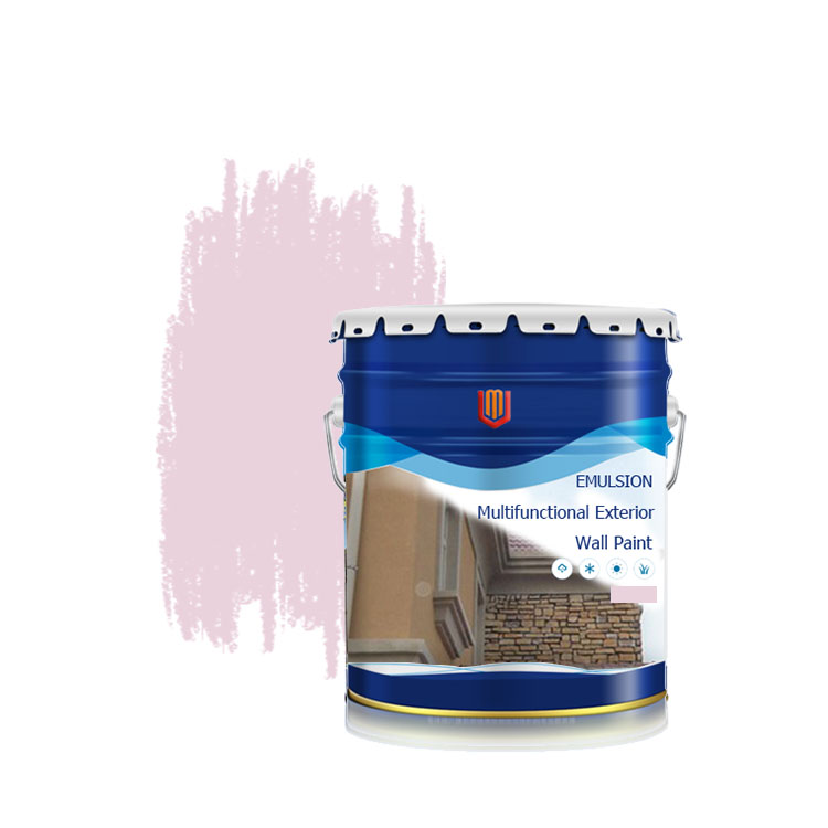Urethane Coating Acrylic Resin Stucco Texture Paint