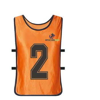 683f6f797 Wholesale custom silk reversible design lacrosse pinnies soccer training  bibs & vest