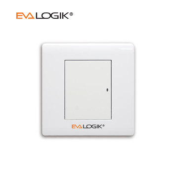 Zw661 Remote Control Smart Home Lamp Light Electrical In Wall Z Wave Swith Single Eu Switch
