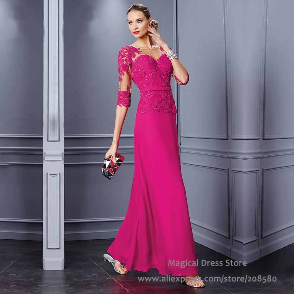 2403bb9a2e aliexpress vestidos madre de la novia