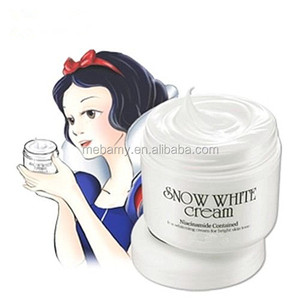 Hot Sale wholesale Snow White Best Face Whitening Cream