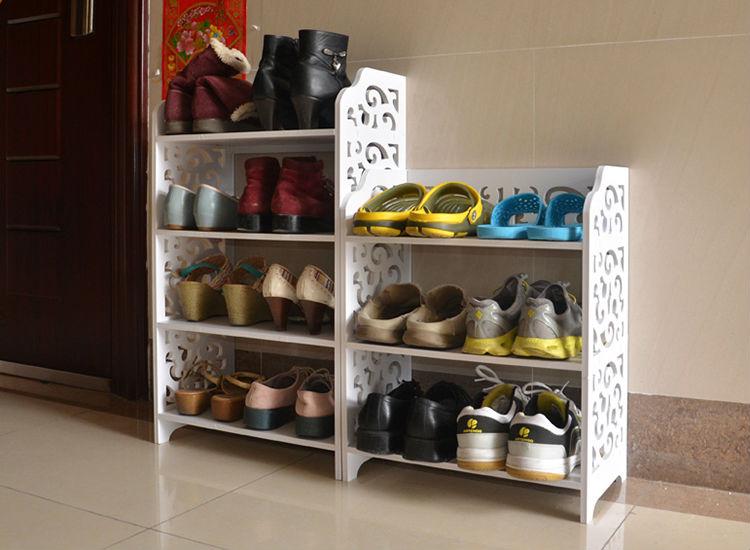Rangement Pour Les Chaussures. Rangement Pour Chaussures En Toile