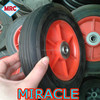 China High Quality large load trolley solid wheel 6x1.5