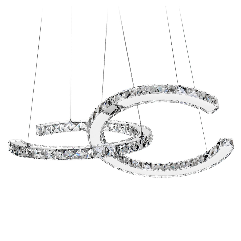 Lights & Lighting Professional Sale Modern Led Diamond Pendant Light Fixture Led Crystal Lighting Lustres Hanging Drop Abajur Lamp For Dining Room Pendant Lights
