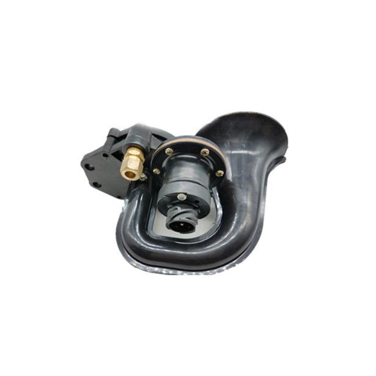 Hot selling cheap high grade plastic Metal diaphragm pneumatic horn for daf
