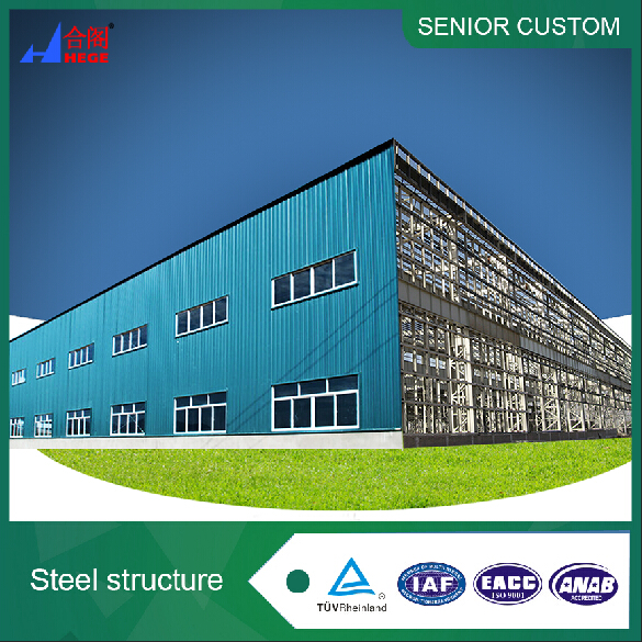 Cheap peb steel structure