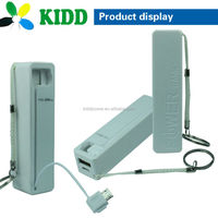 2000 2200 2600 3000 mah External Portable Battery Charger Pack Power Bank