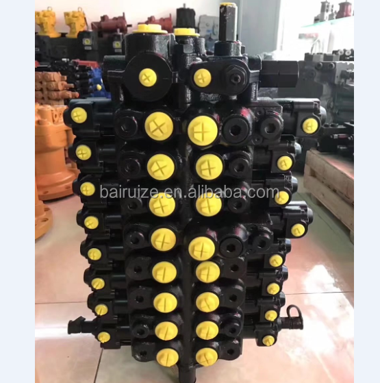 HUSCO hydraulic main valve for Sany SY75 excavator control valve assy