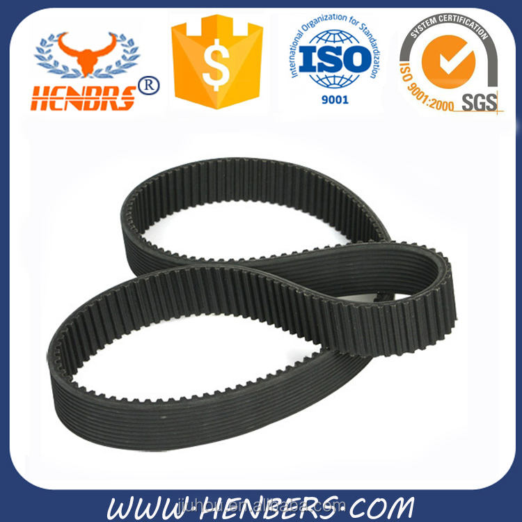 Rubber industry belt,Rubber driving belt ,Rubber timing belt Double sided timing belt