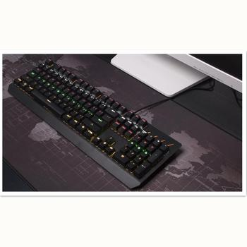 High Quality Wholesale Cheap Price Wired  Mechanical Gaming Keyboard OEM