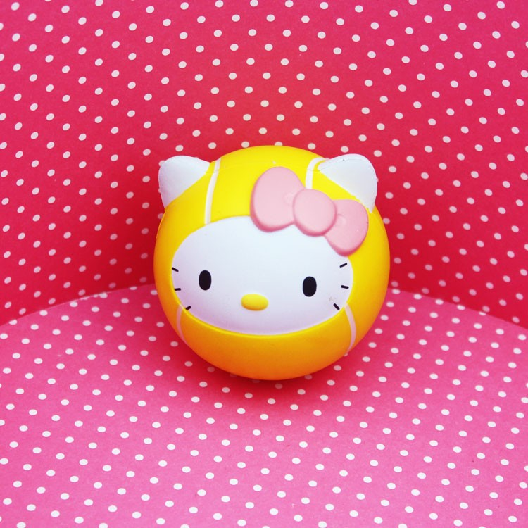 Oem And Odm Custom Pu Foam Emoji Squishy Anti Stress Reliever Relief Scented Soft Toy Ball For ...