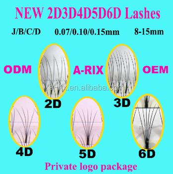 Lashes 2d 3d 4d 5d 6d 7d 8d 10d Russian Volume 0131 - Buy Lashes 2d ...