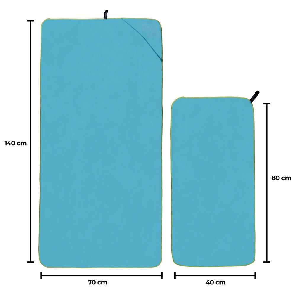 Maßgeschneiderte super Wasser absorbierende Micro Fiber Wildleder Badetücher ZC67