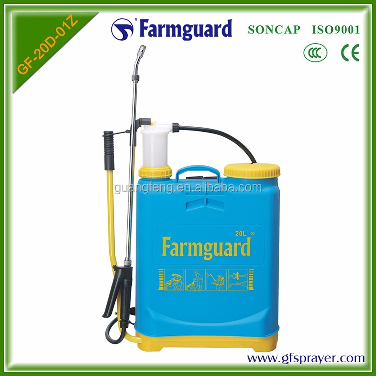 Crazy selling Professional factory direct 20 Litres Knapsack Sprayer