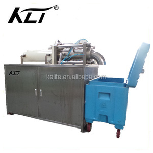 Wuxi Dry ice pelletizer machine for makeing granule KLTJ-KE-1