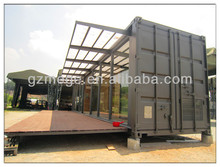 mobile small villa house prefab container homes