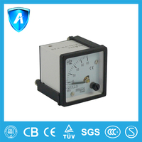 AC current Digital frequency meter