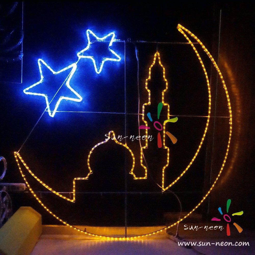 Cool Moon Star Light Eid Al-Fitr Decorations - outdoor-led-Star-Moon-Ramadan-decorations-light  Best Photo Reference_758244 .jpg