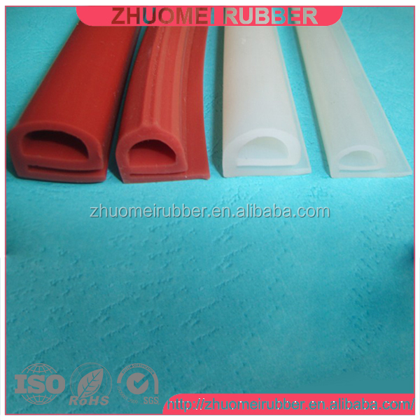 industrial oven / steam tank sealing strips, heat resist silicone gasket