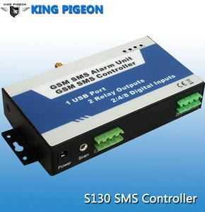 S130 programmable relay controller,8-channel remote access relay control with android app