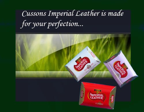 SOAP-CUSSONS IMPERIAL LEATHER