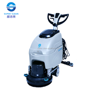 Butterfly Handle ,Multifunction Cleaning Equipment, Floor Scrubber Dryer floor cleaning machine