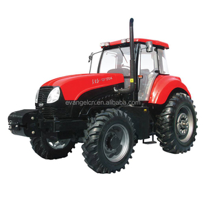 4*4 KAT Tractor 1004 farm tractor with goodyear tractor tire prices