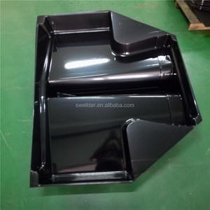 Vacuum Forming Thick Plastic Sleeping Pod Cover