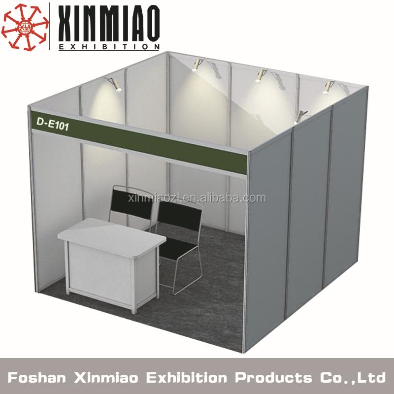 Exhibition Booth In Spanish : Modular booth sistema de exposición pantalla justo