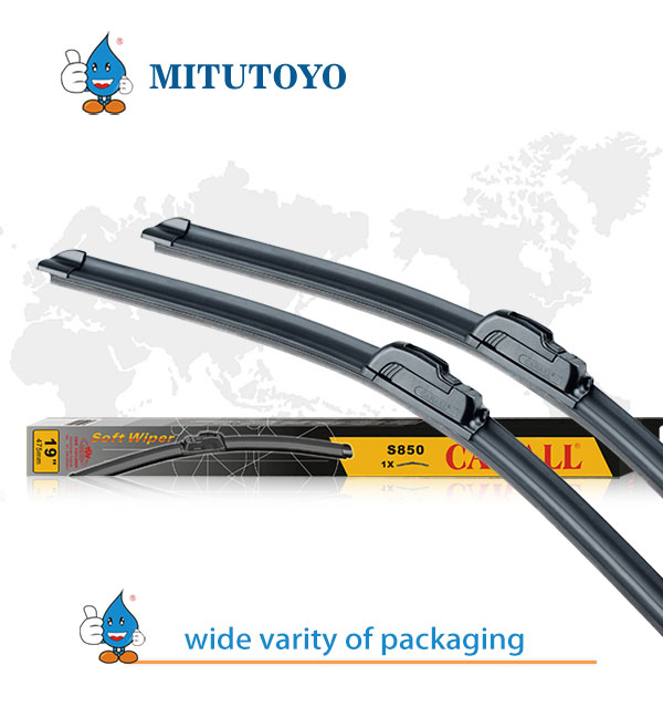 2017 Trending Products Best Selling Auto Car Parts Flat Magic Wiper Blades in Vietnam