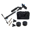Mcoplus Mini Handheld Aluminum Alloy Camera Steadicam DSLR Video Camera Stabilizer