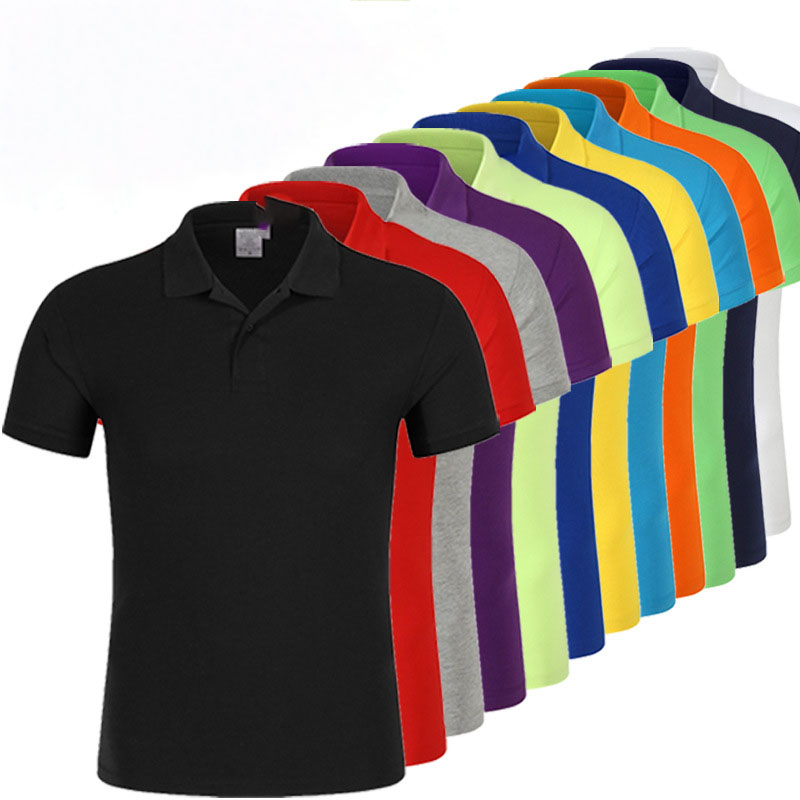 220 gram 100% cotton 12 plain colors summer breathable custom OEM men polo <strong>shirt</strong>