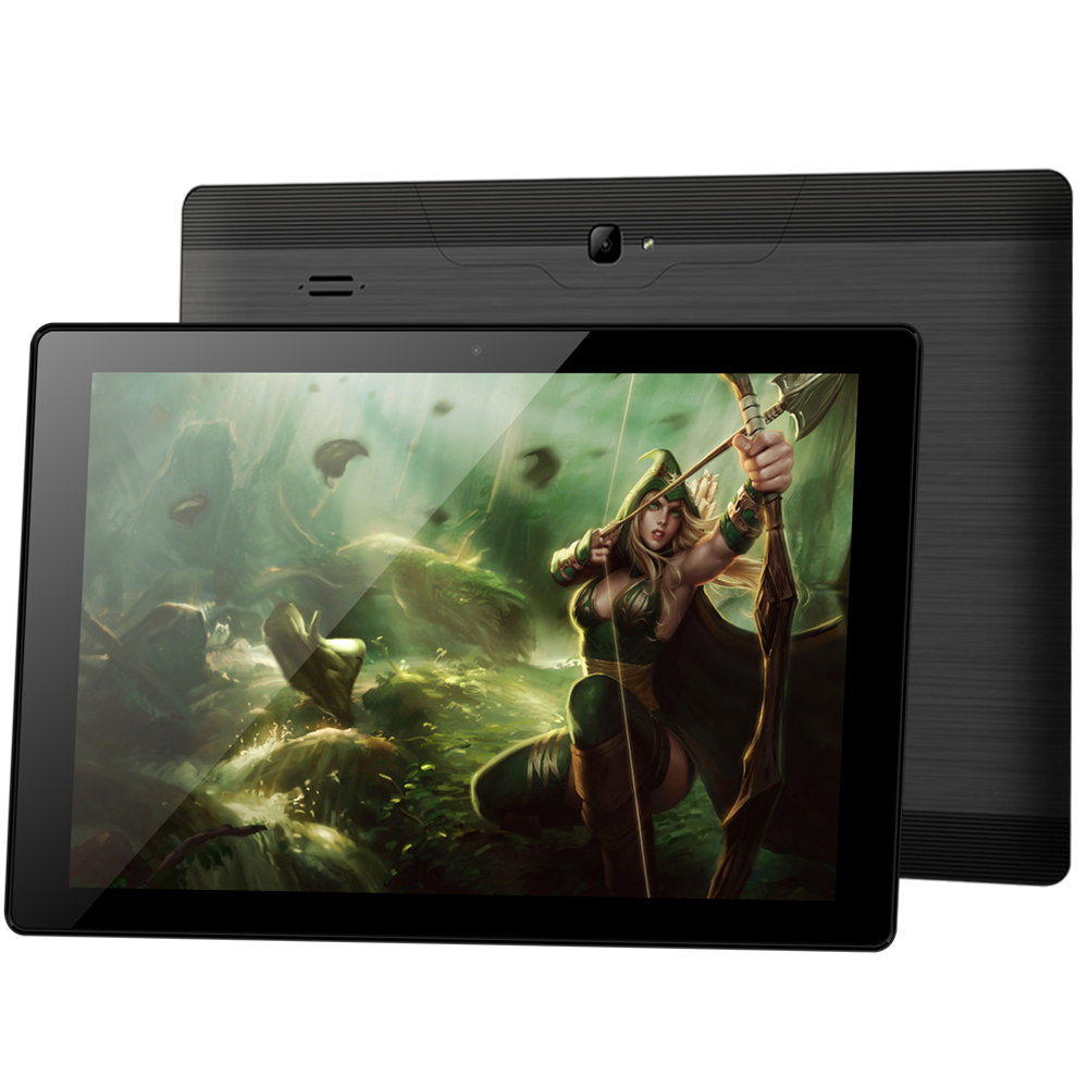 "3G Android Tablets PC Tab Pad 10 Inch IPS Screen MTK Quad Core 2GB RAM 32GB ROM Dual SIM Card WIFI GPS 10"" Phablet"