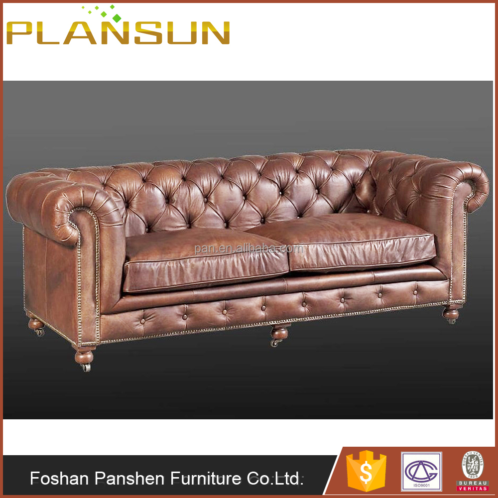 Mid Century Classic Contemporary Vintage Style British Flag Pattern Leather  Chesterfield Sofa - Buy British Flag Pattern Sofa,Leather Chesterfield ...