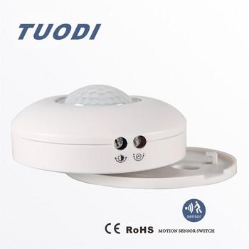 Tdl-9958j Motion Sensor Led Light Switch 220v 360 Degree