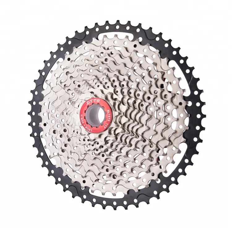1*ZTTO MTB Mountain Bike 11 Speed SLR Chain Ultralight Hollow link Rainbow Chain
