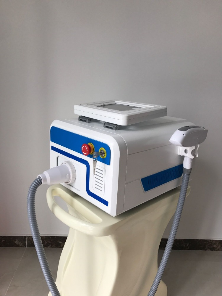 2018 New Products Professional Q Switch ND Yag Laser for Tattoo Removal