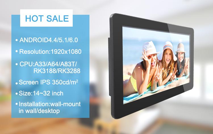 Sistema Pos com tela sensível ao toque de 15.6 polegada comercial