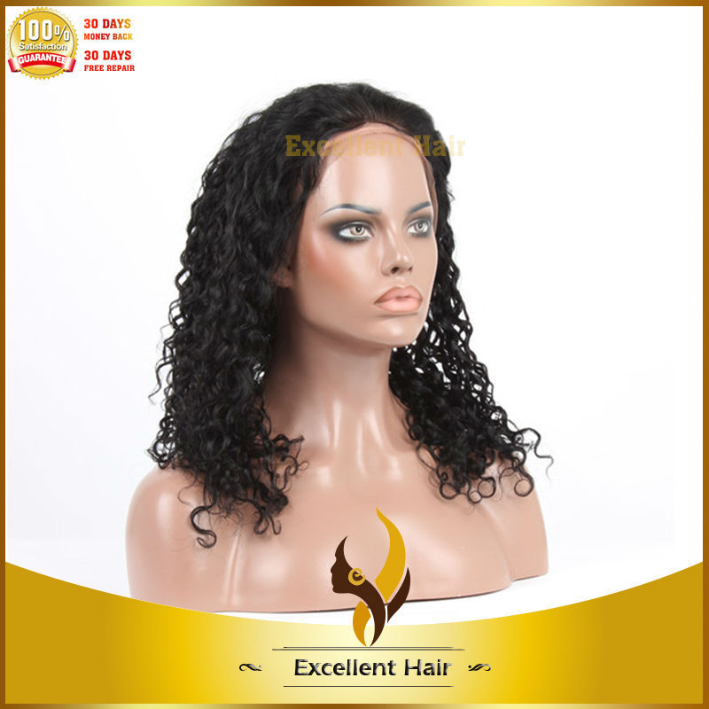new and unique products 100% Human Hair Malaysian Virgin Hair Wigs Full Hand Tied Made Unprocessed Lace Wig with Baby Hair