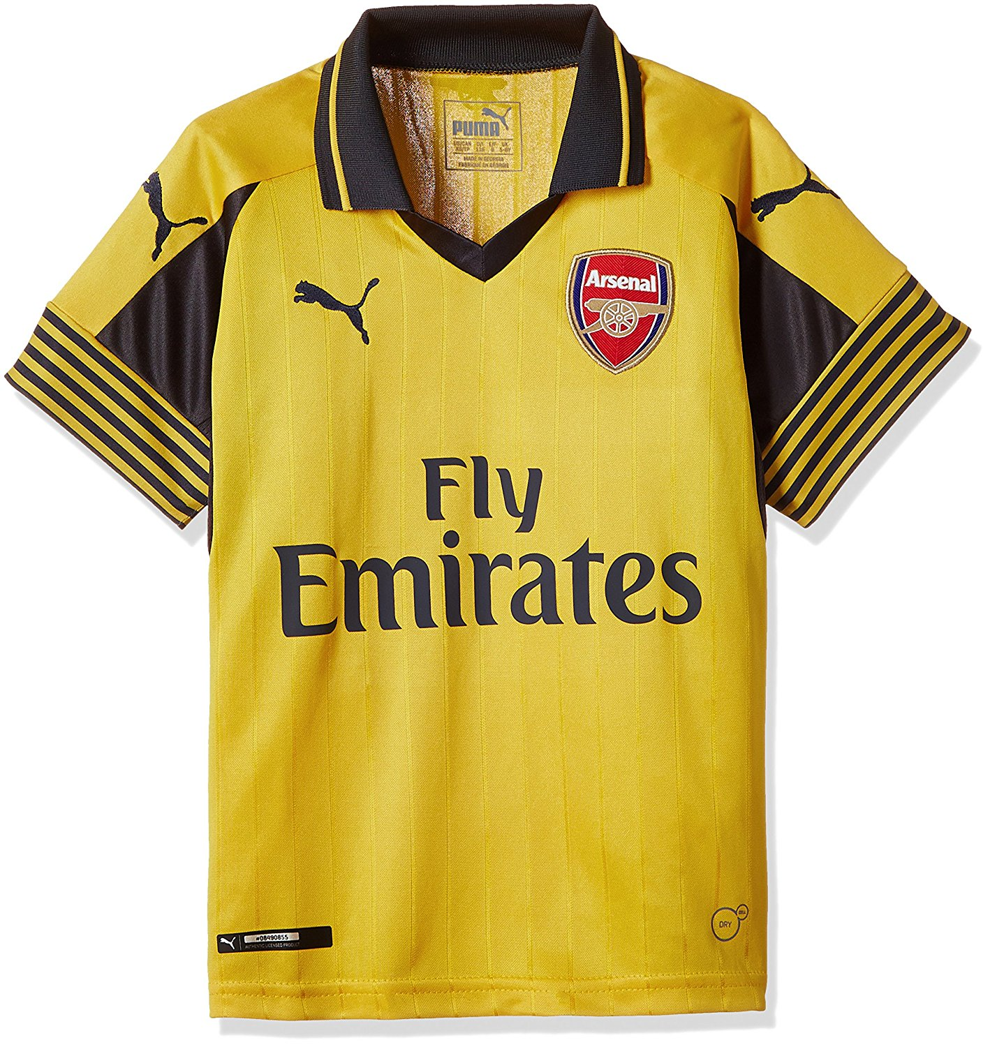 f0e9d52ea9e Get Quotations · 2016-2017 Arsenal Puma Away Football Shirt (Kids)