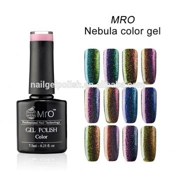 Professional Uv Gel Y Mix French Manicure Nails Kit Nail Polish Factory Hot Color