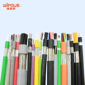 WIPOUS high quality awm style cable 22awg hook-up wire