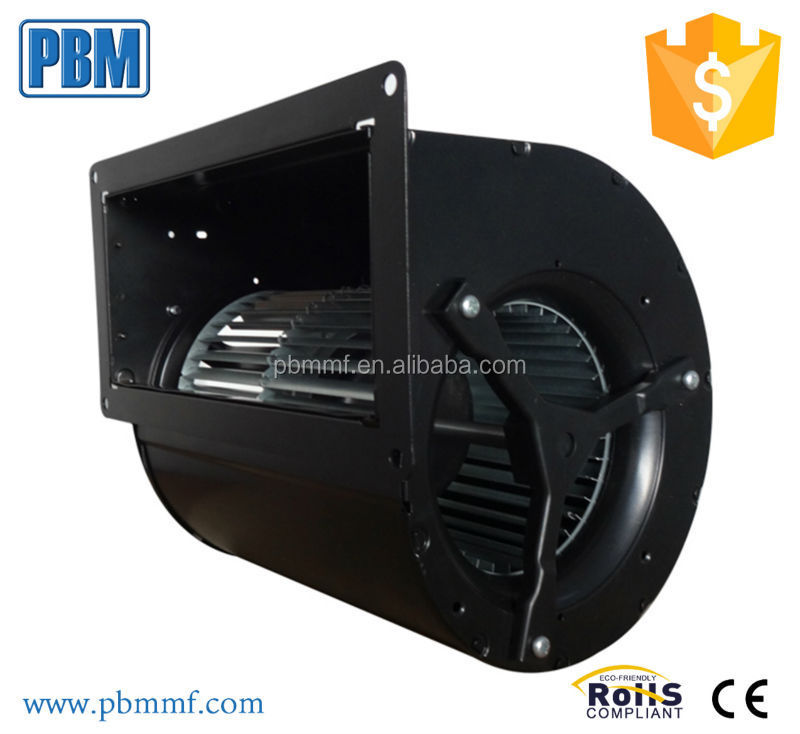 Industrial EC DC 12v car heater fan blower