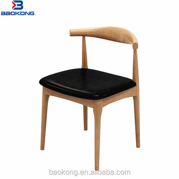 Awe Inspiring Upholstered Dining Chair Modern Solid Wood Frame Round Back Elbow Chair Buy Round Back Wooden Chair Wooden Round Back Dining Chair Low Back Wood Uwap Interior Chair Design Uwaporg